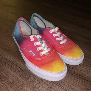 🌈 Rainbow VANS Sneakers